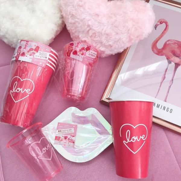 ダイソー 雑貨 ピンク