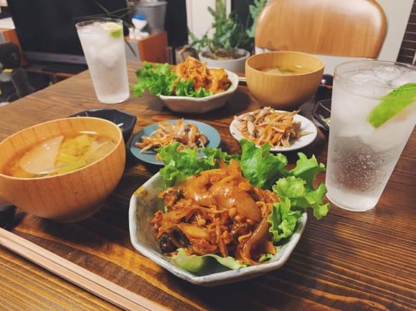 豚肉 簡単レシピ 韓国風5