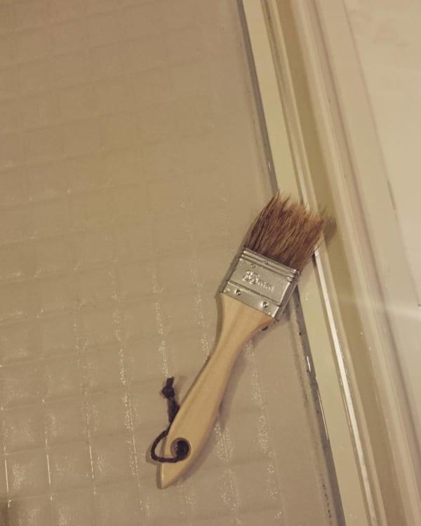 家事 裏技 楽 刷毛