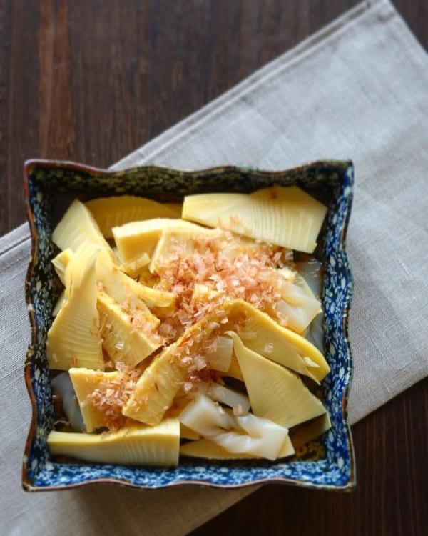 旬を食べる!タケノコの煮物