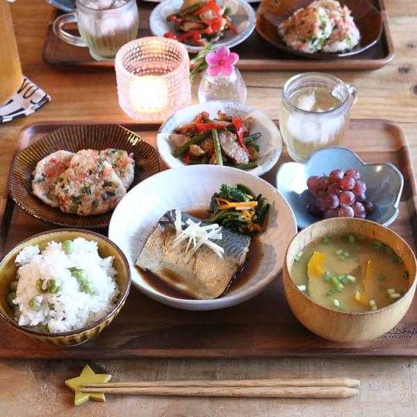 ワンプレート ランチ 和食5