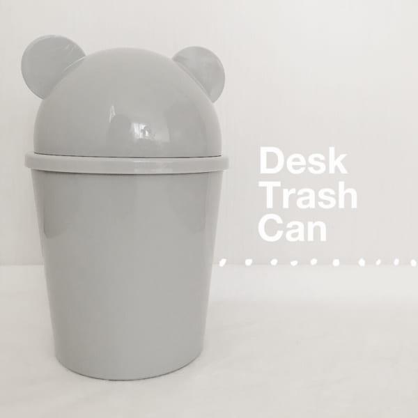 卓上サイズのゴミ箱