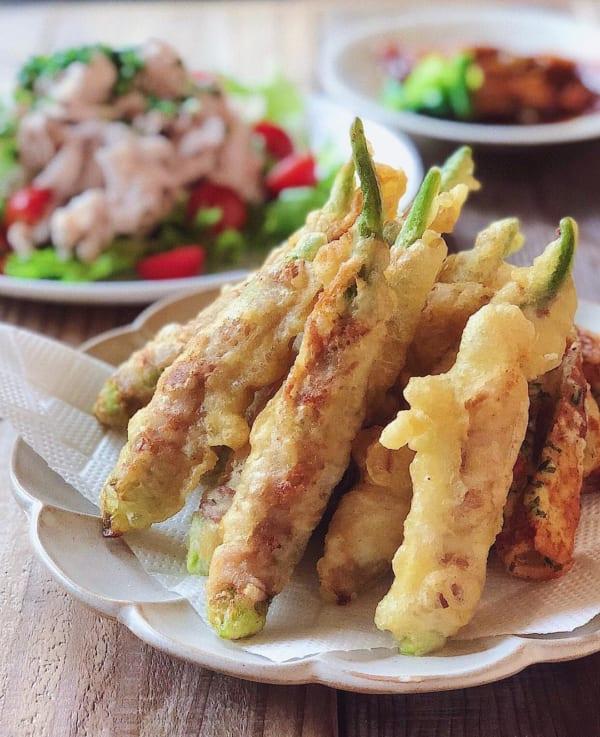 揚げ物 レシピ 野菜系7