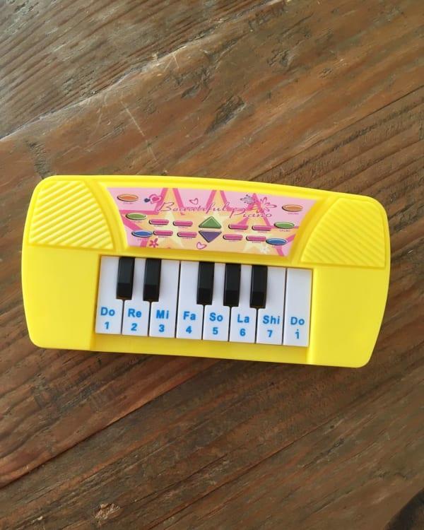100均のおもちゃ特集 ピアノ