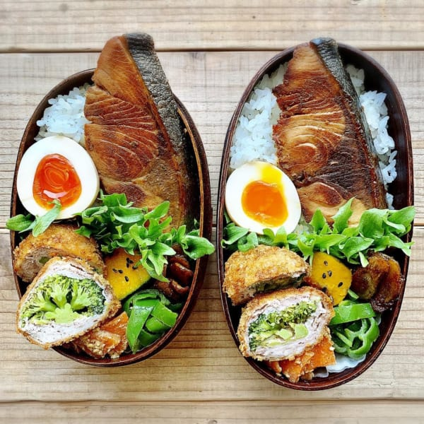 彼氏 手料理 お弁当2