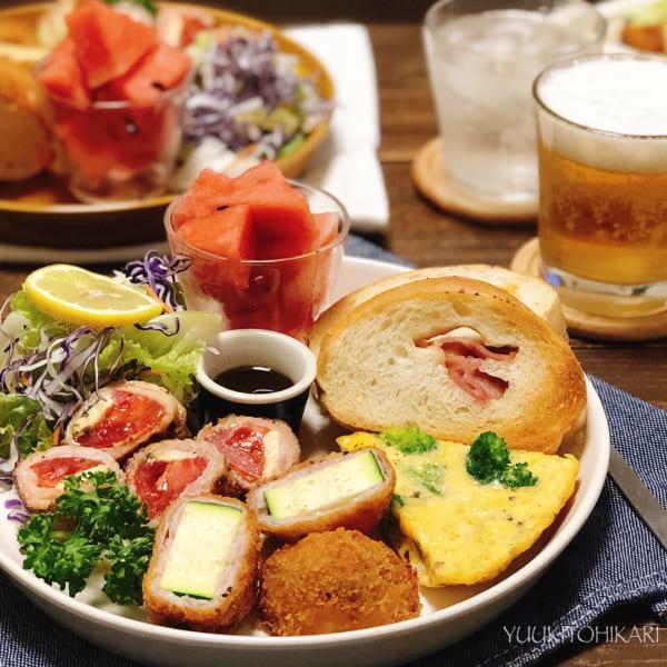 揚げ物 レシピ 野菜系9