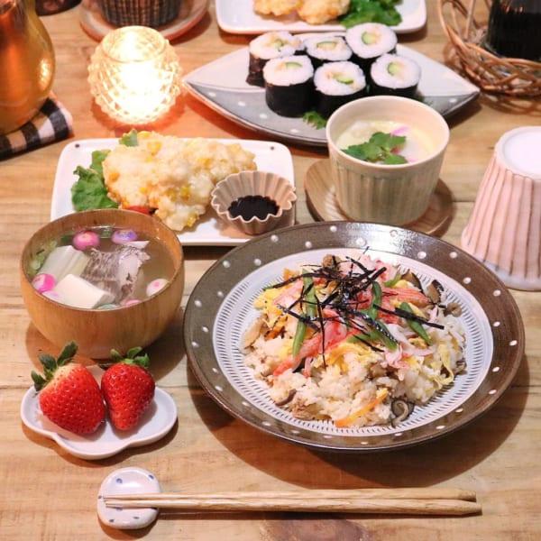 ワンプレート ランチ 和食6