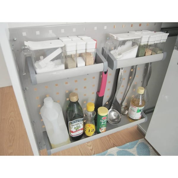 キッチン収納 調味料