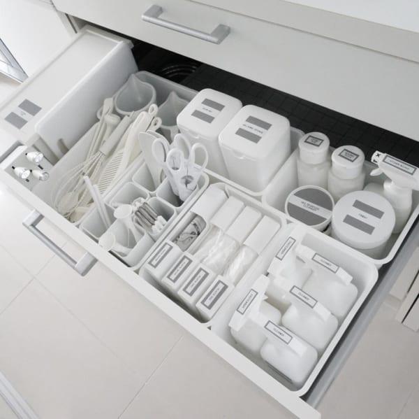 キッチン収納 インナーボックス