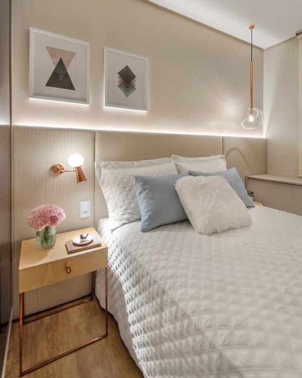 海外のベッドルームインテリア13