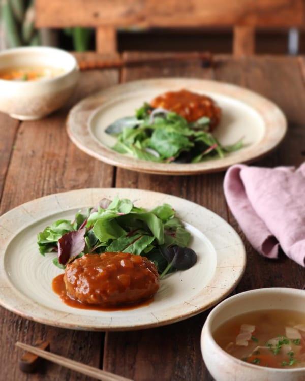 彼氏 手料理 洋食2