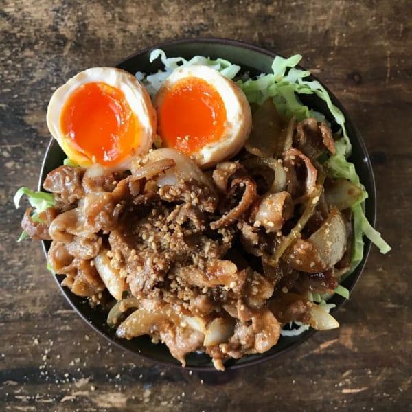 豚肉 簡単レシピ 和風6