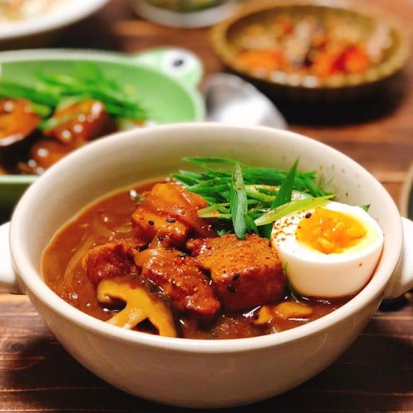 豚肉 簡単レシピ 豚肉×カレー
