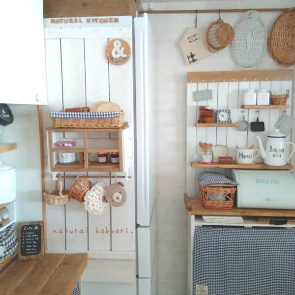 冷蔵庫 側面 収納7