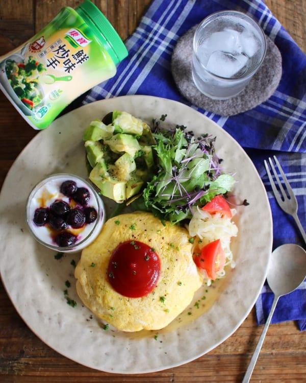 朝食 簡単レシピ ごはん3