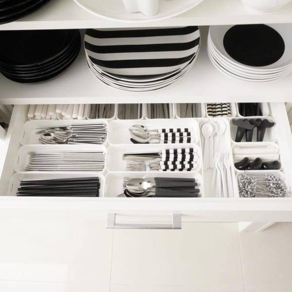 キッチン収納 カトラリー ツール類2