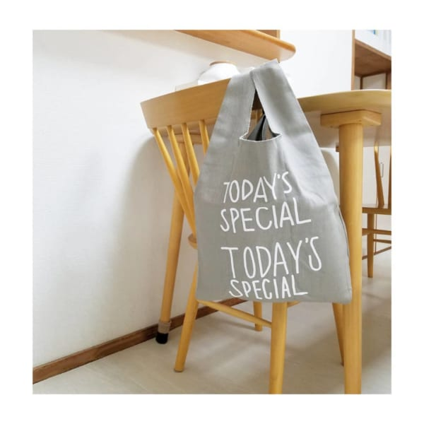 TODAY'S SPECIALのエコバッグ