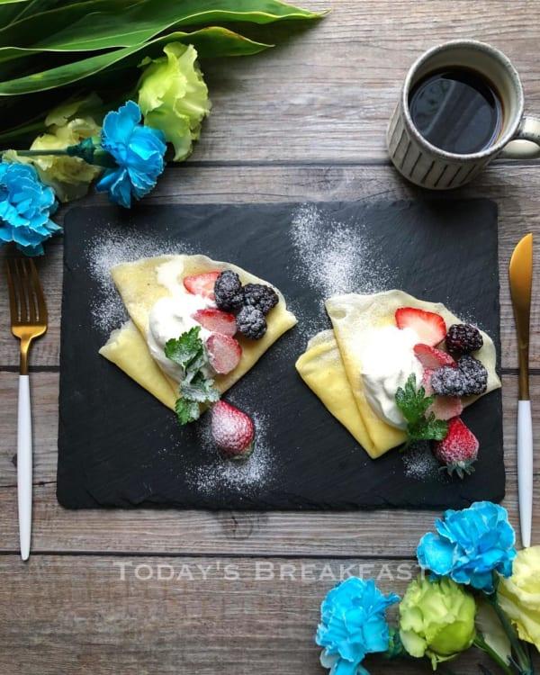 卵を使った人気レシピ スイーツ2