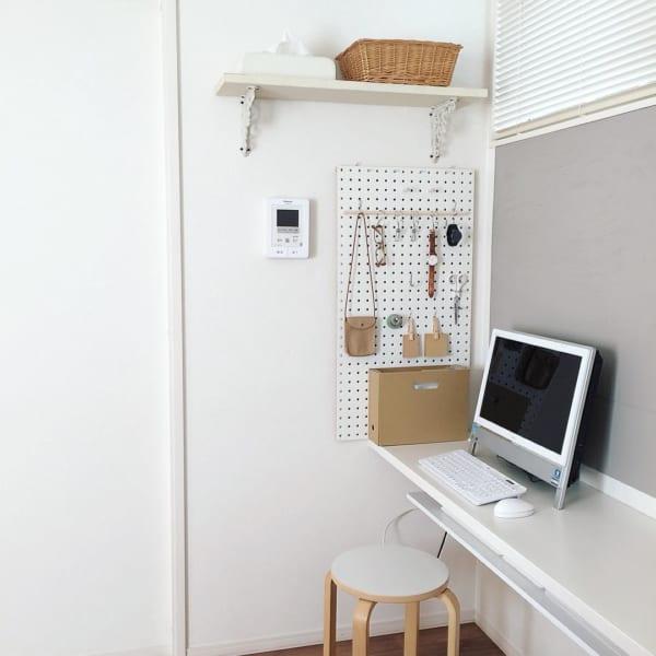 スペースを有効活用できる「アイデア収納」8