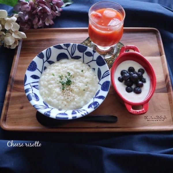 朝食 簡単レシピ ごはん4