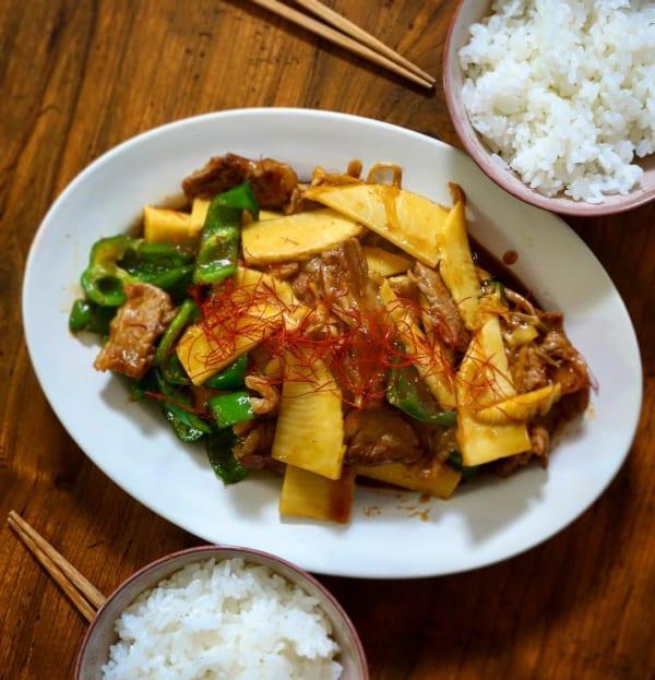 豚肉 簡単レシピ 中華風11