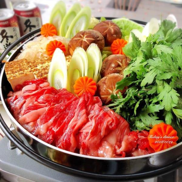 世界で有名な日本のすき焼き