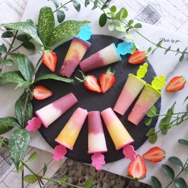 アイスクリームモチーフ アイスキャンデーメーカー