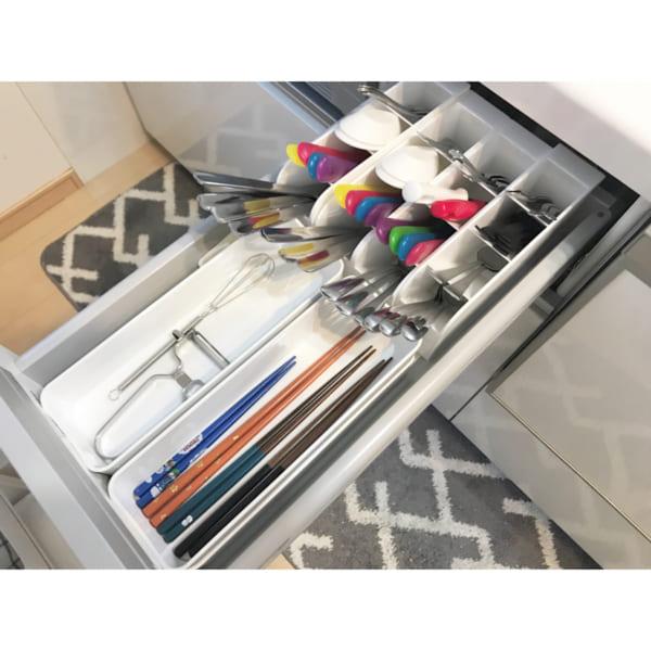 キッチン収納 カトラリー ツール類5