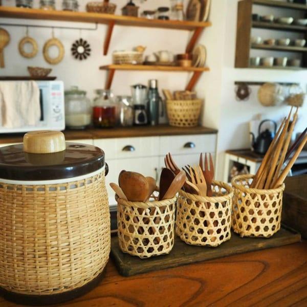 キッチン収納 カトラリー ツール類6