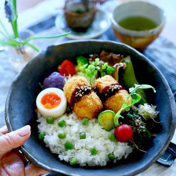 朝食 簡単レシピ ごはん5
