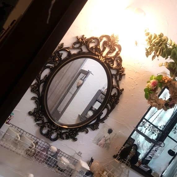 玄関 鏡 風水32