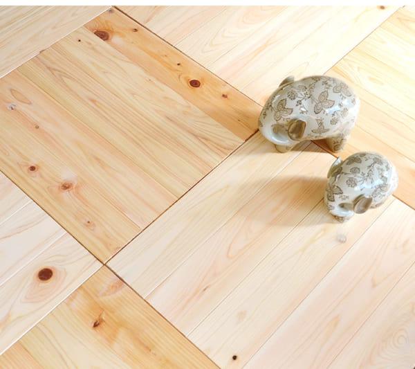 床貼りタイル