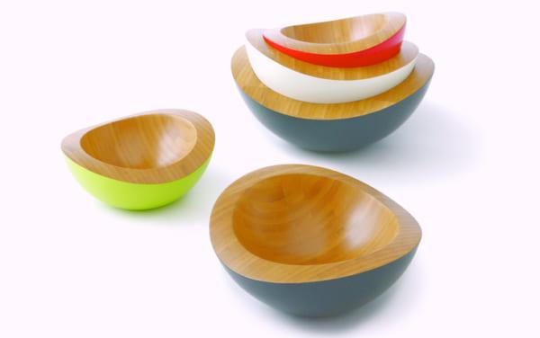 竹のボウル「NUTS ナッツ」 -テオリ(TEORI)-