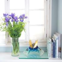 【連載】端午の節句に飾る花!《IKEA》の花瓶で3本のお花を簡単オシャレに活けるコツ