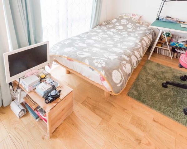 10. 無印良品のベッドフレーム