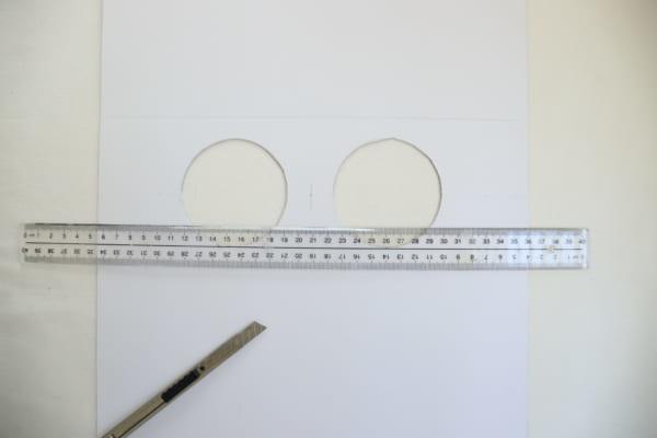ダイソー カップホルダーDIY 作り方8
