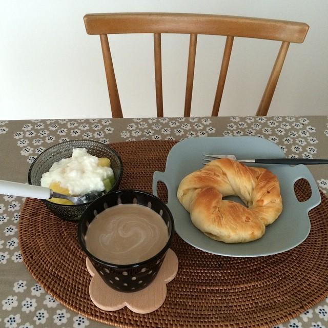 朝食タイム4