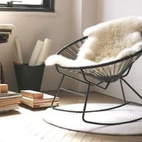 ロッキングチェアのある空間♪リラックスできるインテリアを椅子で叶えよう
