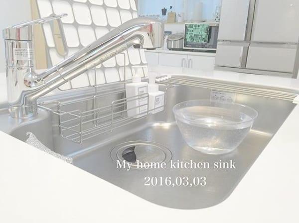 つけ置き洗いは汚れがするりと落ちやすい2