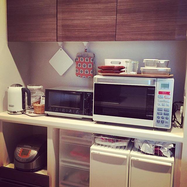 キッチン家電 設置8