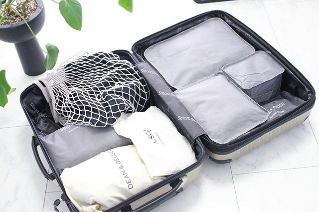 旅で必要な荷造りのポイント6