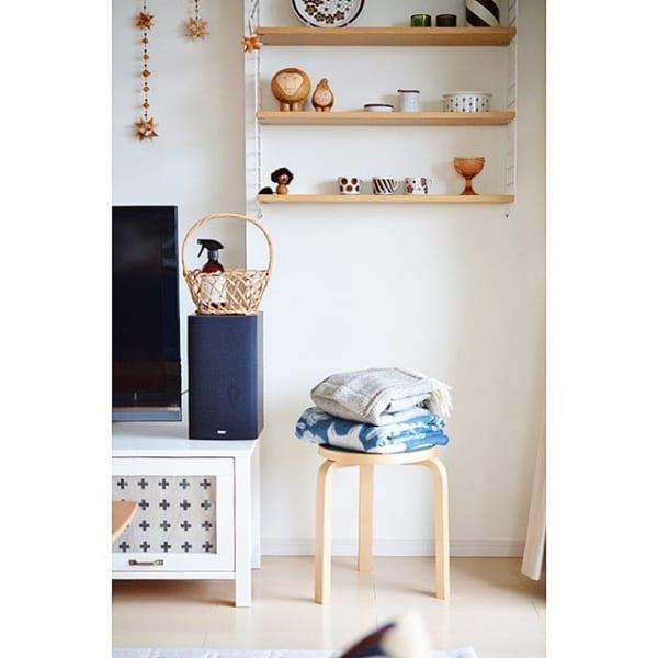 北欧家具の銘品「アルテックのスツール60」2