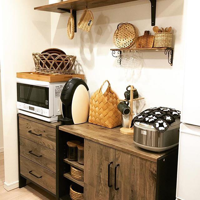 キッチン家電 設置7