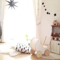 大人も子どももきっとお気に入りに♪インテリア性も抜群な「木のおもちゃ」をご紹介!