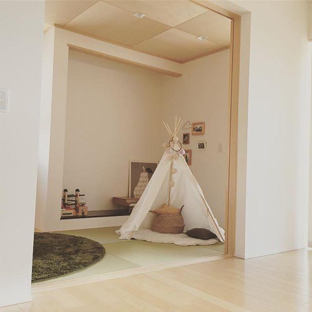 和室 子供部屋2