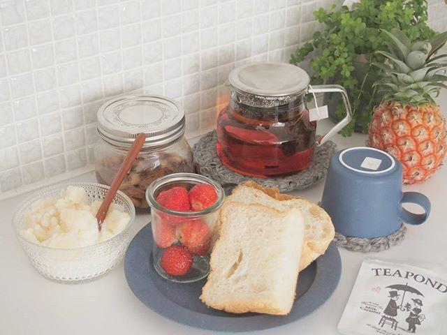 朝食タイム3