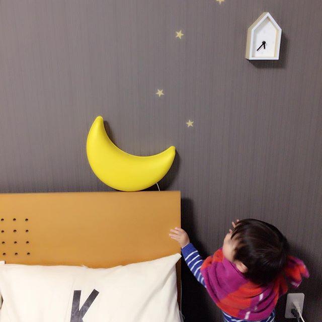 寝室 ライト3