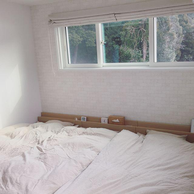 ニトリ 寝室 ホテルライクインテリア