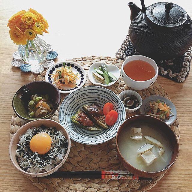 和食 朝ごはん