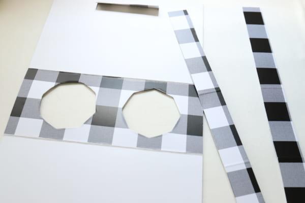ダイソー カップホルダーDIY 作り方16